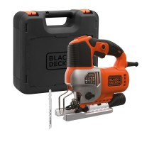 Fierastrau electric vertical pendular, Black&Decker BES610K-QS, 650 W