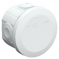 Doza derivatie T25 2007029, IP65, 80 x 51 mm
