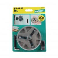 Carota reglabila, pentru gips carton, Wolfcraft 5977000, 45 - 90 mm
