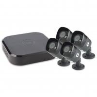 Kit CCTV cu HDD 2T Yale Smart Home SV-8C-4ABFX, exterior, negru