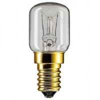 Bec Appliance Philips tubular T25 E14 25W 172lm lumina calda 2700 K, pentru cuptor