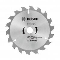 Disc circular, pentru lemn, Bosch 2608644372, 160 x 20 x 1.4 mm, 18T