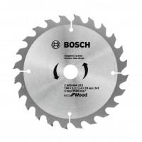 Disc circular, pentru lemn, Bosch 2608644373, 160 x 20 x 1.4 mm, 24T