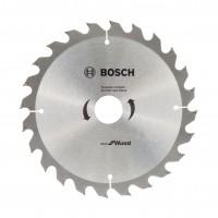 Disc circular, pentru lemn, Bosch 2608644375, 190 x 20 x 1.4 mm, 24T