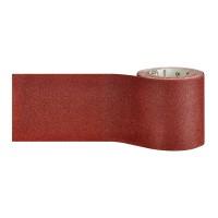 Rola panza abraziva pentru lemn, Bosch 2608606817, granulatie 40, rola 5 m x 115 mm