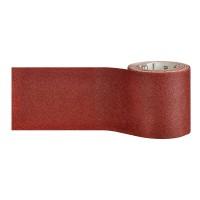 Rola panza abraziva pentru lemn, Bosch 2608606820, granulatie 120, rola 5 m x 115 mm