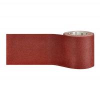 Rola panza abraziva pentru lemn, Bosch 2608606821, granulatie 180, rola 5 m x 115 mm