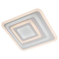 Plafoniera LED Stratos SQ 01-1932, 108W, 6503lm, lumina calda / rece, alb mat