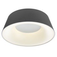 Plafoniera LED Saris MG 01-1935, 36W, 2752lm, lumina neutra, gri mat