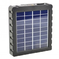 Incarcator solar PNI Greenhouse P10, 3000mAh, pentru camere de vanatoare