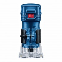 Freza electrica pentru lemn, Bosch Professional GKF 550, 550 W, 06016A0020