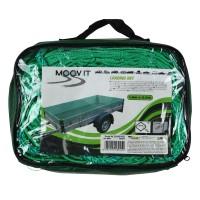 Plasa protectie pentru remorca auto, 1.5 x 2.2 m
