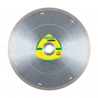 Disc diamantat, continuu, pentru debitare placi ceramice / marura, Klingspor DT 900 FL Special,  331042, 115 x 22.23 x 1.4 mm