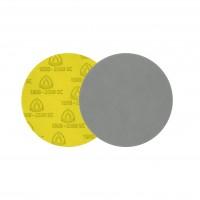 Disc abraziv cu autofixare, pentru slefuire vopsea / lac / spaclu, Klingspor FD 500, 150 mm, granulatie 1000