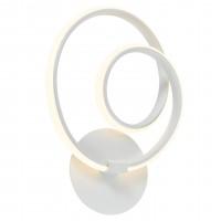 Aplica LED Sintra 01-2188, 12W, 768lm, lumina calda, alba