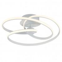 Plafoniera LED Sintra 01-2189, 40W, 2726lm, lumina calda, alba