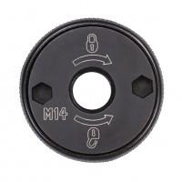 Piulita pentru fixare rapida, DeWalt DT3559, M14