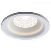 Spot LED incastrat MT 143 70378, 9W, 723lm, lumina neutra, alb mat