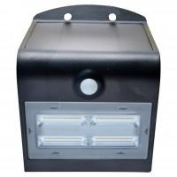 Aplica solara LED Elegant, 3.2W, 400lm, lumina rece, IP65