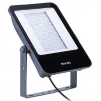 Proiector LED asimetric Philips Ledinaire BVP155, 150W, 15000lm, lumina neutra, IP65, gri