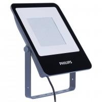 Proiector LED asimetric Philips Ledinaire BVP155, 200W, 20000lm, lumina neutra, IP65, gri