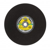 Disc diamantat, continuu, pentru debitare otel / inox, Klingspor A 924 R, 305 x 25.4 x 3.5 mm