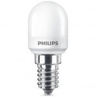 Bec LED Philips tubular E14 1.7W 150lm lumina calda 2700 K, pentru frigider