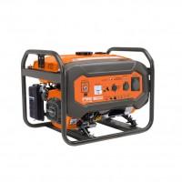 Generator de curent, O-Mac Professional GT 15000E-A, monofazic, cu automatizare incorporata, 8 kw, 15 CP