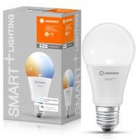 Bec inteligent LED Ledvance, wi-fi, clasic A60, E27, 9W, 806lm, lumina calda / rece, dimabil