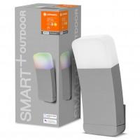 Aplica inteligenta LED, wi-fi, 9W, 520lm, lumina calda / RGB, exterior IP44