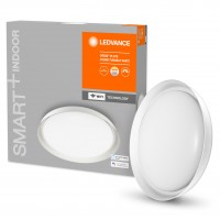 Plafoniera inteligenta LED, wi-fi, 24W, 2500lm, lumina calda / rece, interior IP20