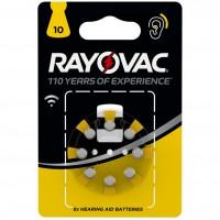 Baterii auditive Varta Rayovac V10 A, 8 buc