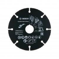 Disc taiere lemn / PAL / lemn cu cuie, Bosch Carbide Multi Wheel, 115 x 22.23 x 1 mm