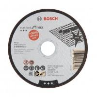 Disc debitare inox, Bosch Standard for Inox, 125 x 22.23 x 1.6 mm