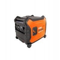 Generator de curent, O-Mac GTI 7000E, monofazic, 3.5 kw, 7  CP