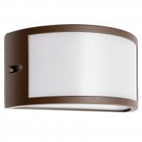 Aplica exterior LED Asti 90186, 10W, 655lm, lumina calda, IP54, maro
