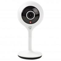 Camera supraveghere inteligenta Nedis WIFICI05CWT, Wi-Fi, camera HD