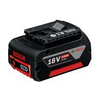 Acumulator Bosch Professional GBA, Li-Ion, 18 V, 4 Ah
