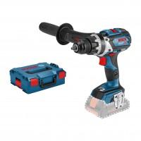 Masina de gaurit / insurubat, Bosch Professional GSR 18V-110 C, 18 V, fara acumulator