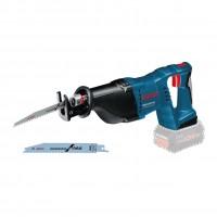 Fierastrau sabie, Bosch Professional GSA 18V-LI, 18 V, fara acumulator