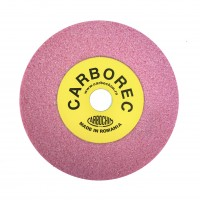 Piatra abraziva pentru ascutire otel, Carbochim 66A120L5V2EC, 150 x 16 x 12.7 mm