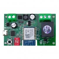 Releu inteligent SafeHome PNI-PT180LV, 10A, control Tuya Smart, pentru usi garaj, porti motorizate