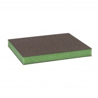 Burete abraziv, pentru slefuire vopsea / lemn / metale, Bosch 2608608231, 98 x 120 x 13 mm, granulatie superfina