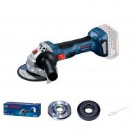 Polizor unghiular, fara perii, Bosch Professional GWS 180LI, fara acumulator, 18 V