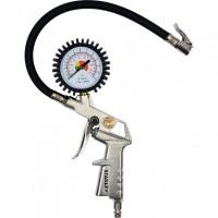 Pistol pneumatic, pentru umflarea rotilor, Stanley 150533XSTN, cu manometru, 10 bari