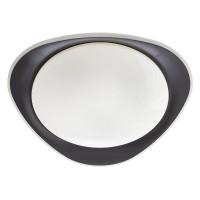 Plafoniera LED Verena 05-923, 36W, 1725lm, lumina neutra, negru + alb