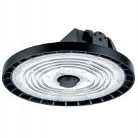 Corp iluminat LED rotund Thorn Boris High Bay 96634056, 140W, 19000lm, D 29.5 cm, IP65, lumina neutra