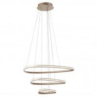 Suspensie LED Triad 01-2457, 68W, 3808lm, lumina neutra, bronz