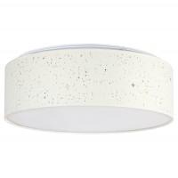 Plafoniera LED Otilia 3308, 22W, 970lm, lumina calda, crem + alb