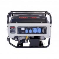 Generator de curent, Loncin 13000, monofazic, benzina, cu AVR, 9.5 kw, 12 CP